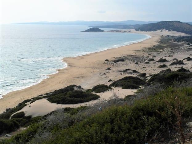 Golden Sands Beach, Northern Cyprus.