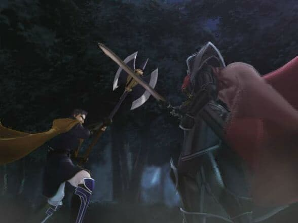 Greil vs The Black Knight