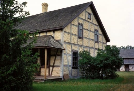 Koepsell House at Old World Wisconsin
