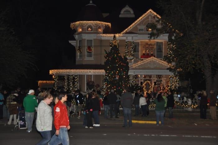 Wassailfest Christmas House