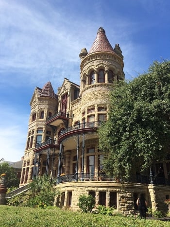 Bishop's Palace, Galveston, TX