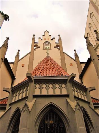 Maisel Synagogue, Prague.
