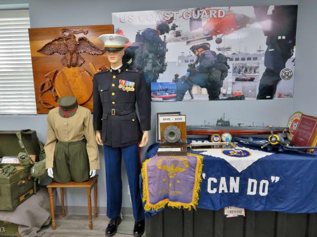 U.S. Coast Guard Displays