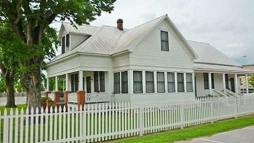 Juergen's home