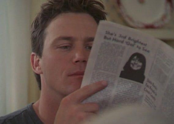 "Earl Hays newspaper prop in ""Charmed"" (2001) Season 3 Episode 17"