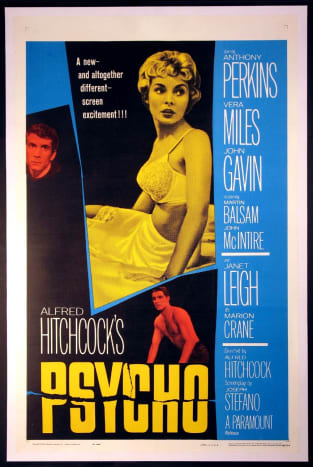 Theatrical poster for the 1960 version.