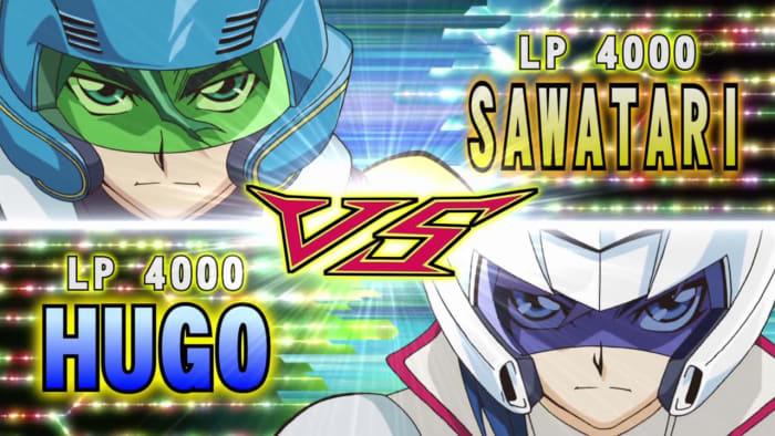 Sawatari vs. Yugo