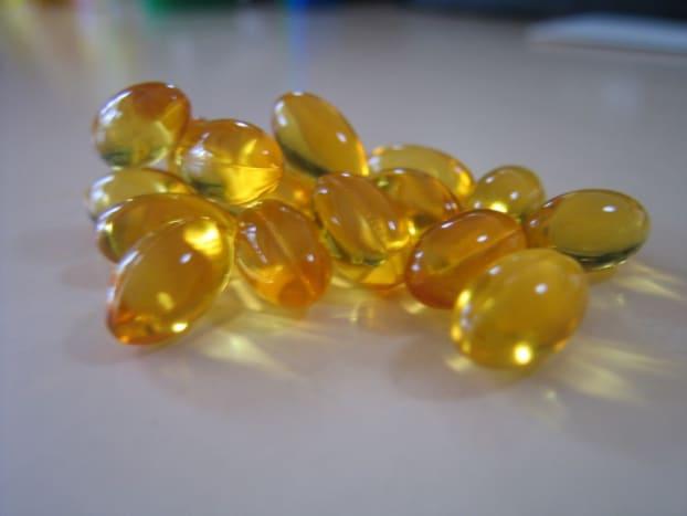 cod liver capsules