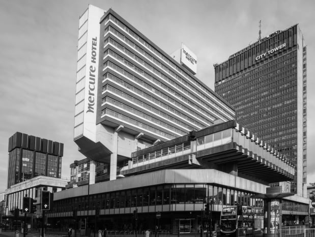 Piccadilly Plaza, Manchester