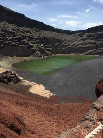 Green Lagoon; El Golfo