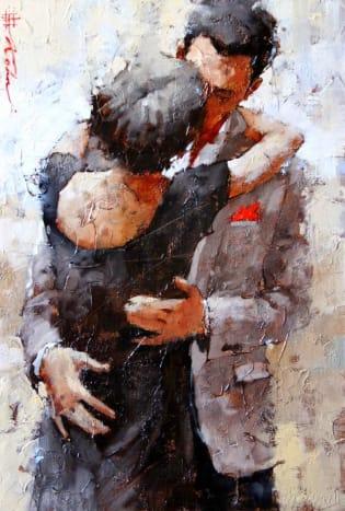 Oils by Andre Kohn