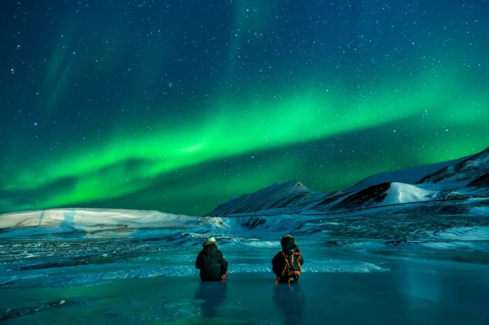 Aurora Borealis, Image by Noel Bauza from Pixabay