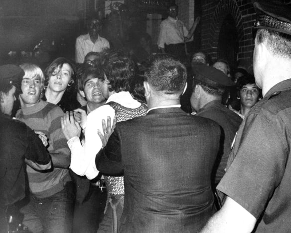 Many of the LGBTQ+ patrons of the Stonewall Inn were violently ejected, beaten, or arrested on June 28th, 1969.