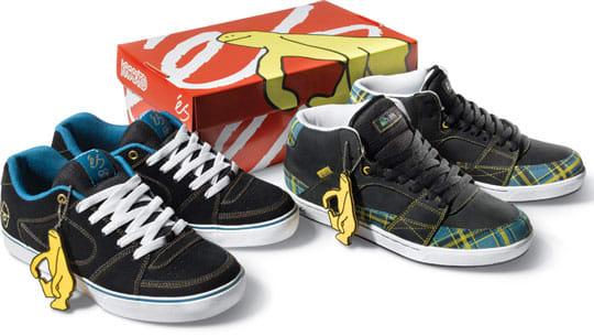 Get Sponsored By Es Footwear