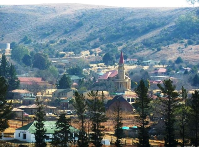 Kestell, Free State, South Africa