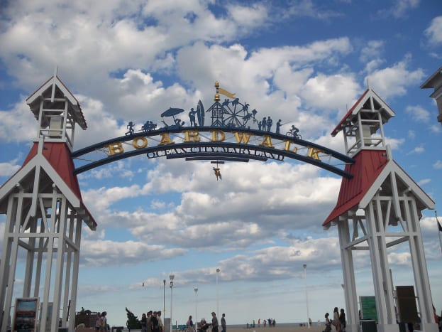 Welcome to Ocean City!