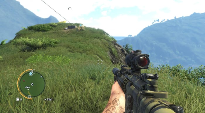 Archaeology 101 - Gameplay 01: Far Cry 3 Relic 109, Heron 19.