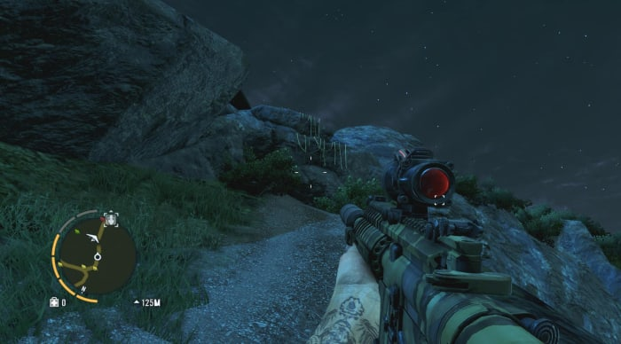 Archaeology 101 - Gameplay 01: Far Cry 3 Relic 77, Boar 17.