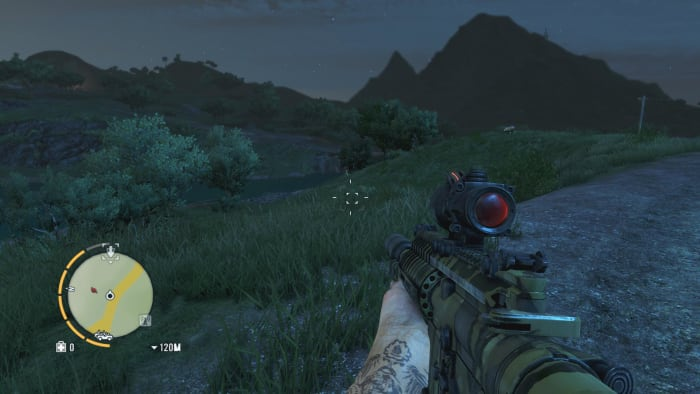 Archaeology 101 - Gameplay 01: Far Cry 3 Relic 47, Shark 17.