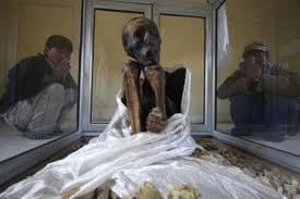 The Mummy of Lama