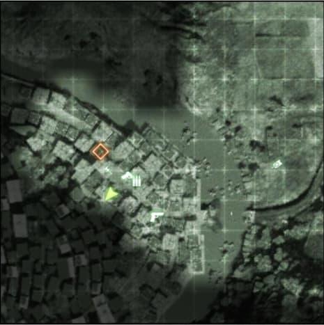 Map: Heavy Metal M-COM / Satellite Uplink 02.