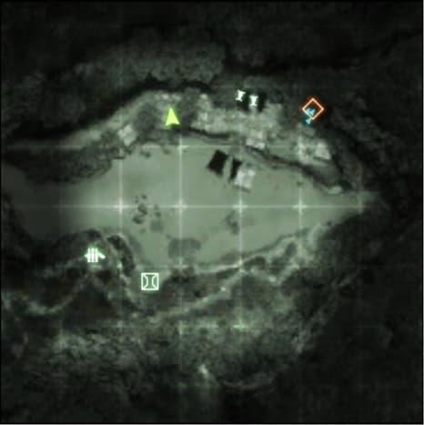 Map: Upriver M-COM / Satellite Uplink 01.