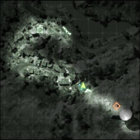 Map: High Value Target M-COM / Satellite Uplink 02.