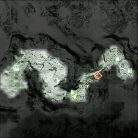 Map: Snowblind M-COM / Satellite Uplink 02.