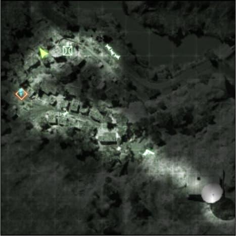 Map: High Value Target M-COM / Satellite Uplink 01.