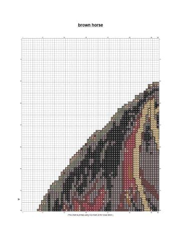 free-cross-stitch-pattern-brown-horse