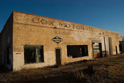 Cox Motor Co., Chelsea, Oklahoma