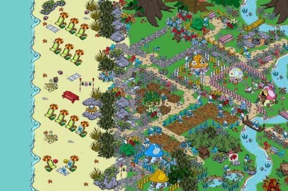 best-smurf-village-designs