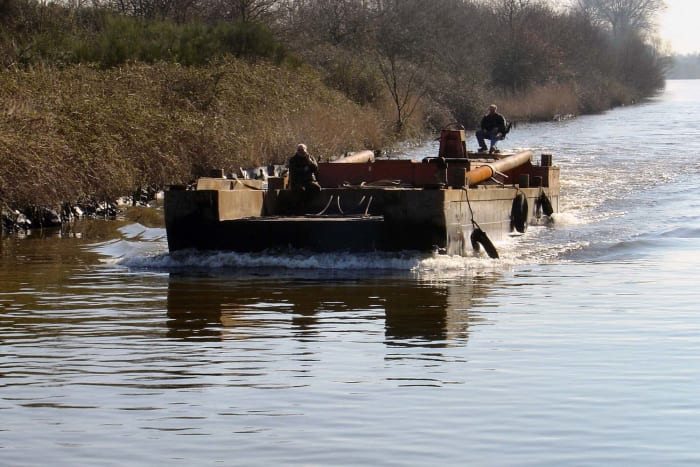 belgium-waterways