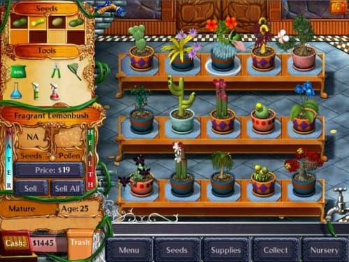 Plant Tycoon Gameplay