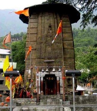 Manimaheshvara Temple at Present