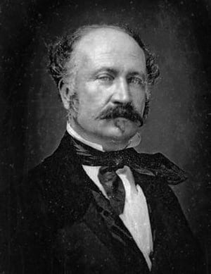 Sutter was a California pioneer known for building Sutter's Fort, now Sacramento.
