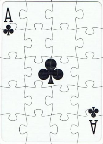 ace of clubs free playing cards clip art