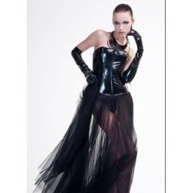 Cinch Corset with Long skirt