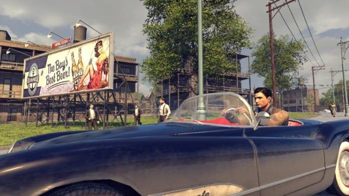 Mafia II Gameplay