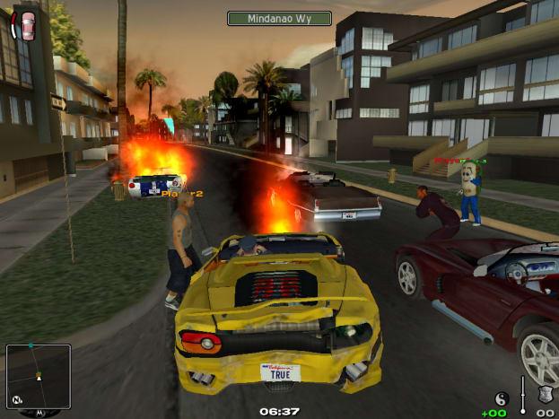 True Crime Gameplay