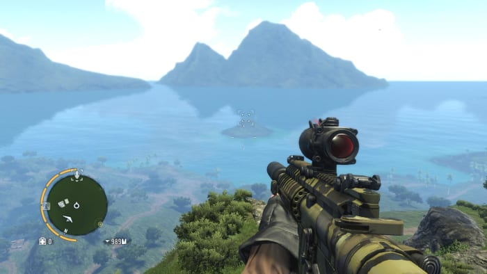 Archaeology 101 - Gameplay 01: Far Cry 3 Relic 104, Heron 14.