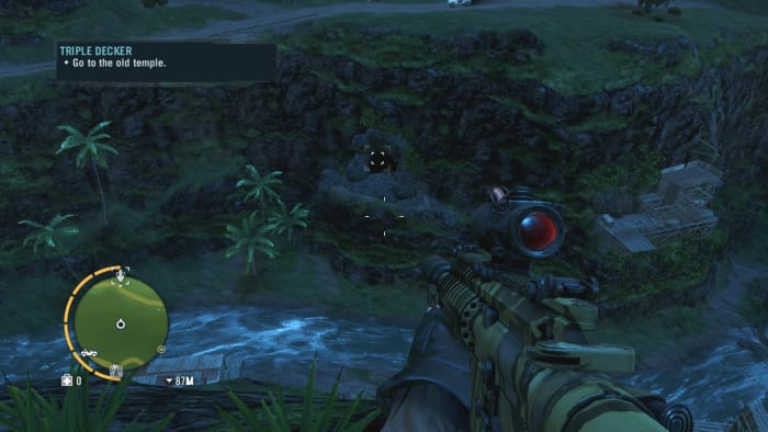 Archaeology 101 - Gameplay 01: Far Cry 3 Relic 25, Spider 25.