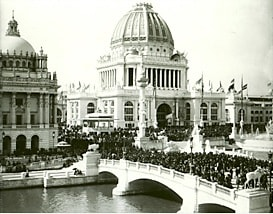 The Chicago Exposition, 1893.