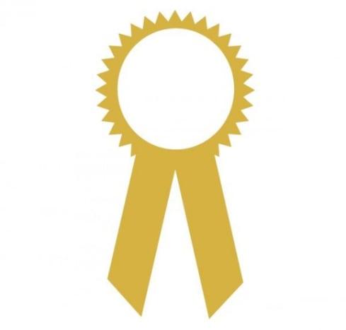 Gold Ribbon Clip Art