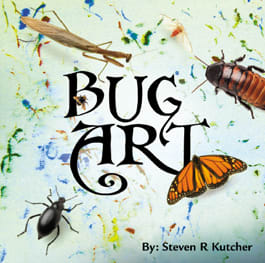 Bug Art a DVD portraying some unique art