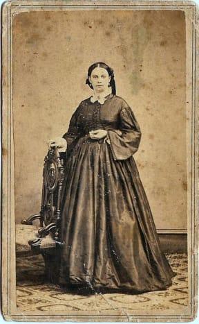 Caroline Maggie Middleton, born in America c1828