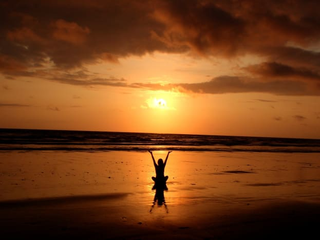 Stay Calm, Meditate