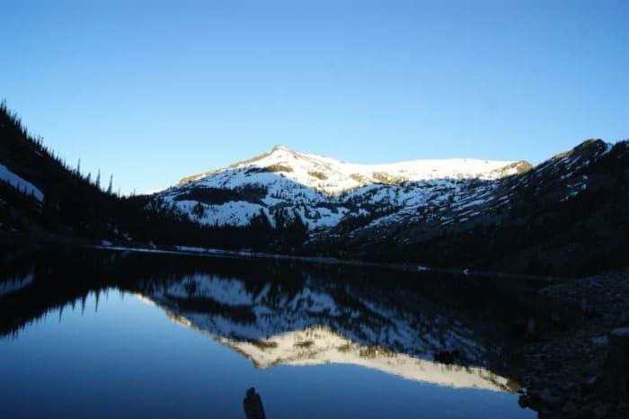 Bass Lake, Bitterroot Mountains, Montana