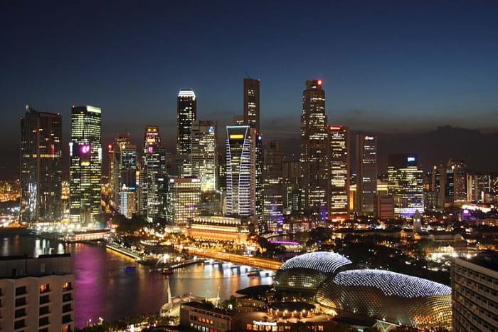 Singapore - The Host City of the First Summer Youth Olympic Games. Image by JeCCo, Wikimedia Commons