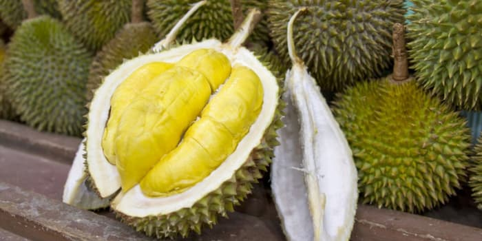 The King Of Fruits - Durian